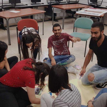 פרויקט פילנתרופיה אסטרטגית של קרן מנומדין של פיתוח מנהיגות דרוזית