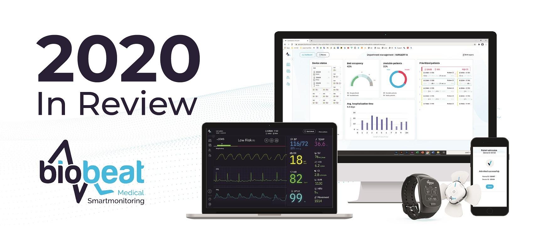 Menomadin Foundation Impact Investment: Bio Beat's remote medical monitoring platform.