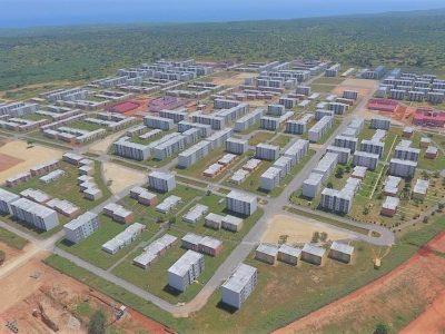 מגה-פרויקט לדיור בר-השגה שמקימה חברת מיטרלי של חיים טייב באנגולה
