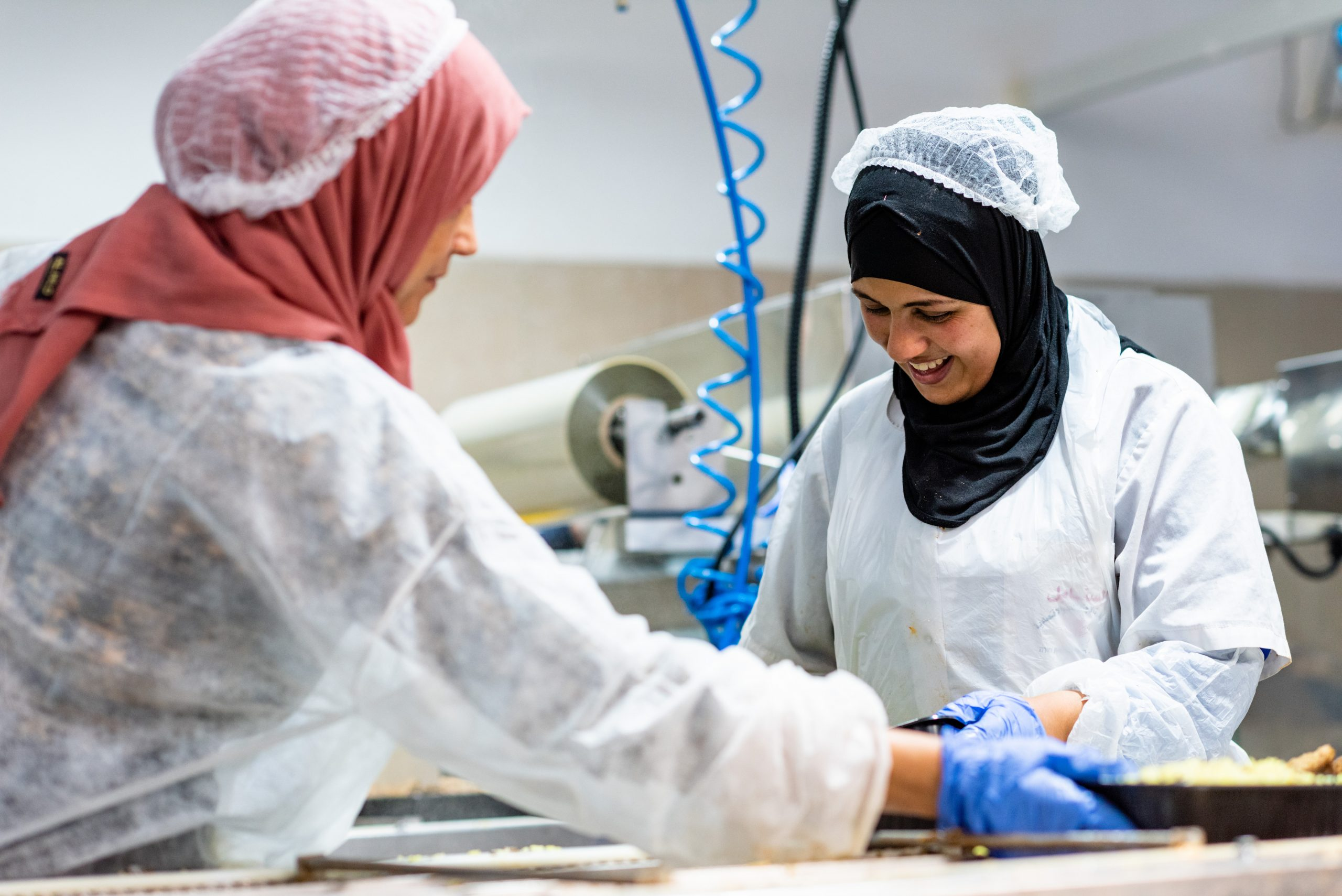 Si3 - Social Impact Investments in Israel: the Al-Sanabel Catering enterprise.