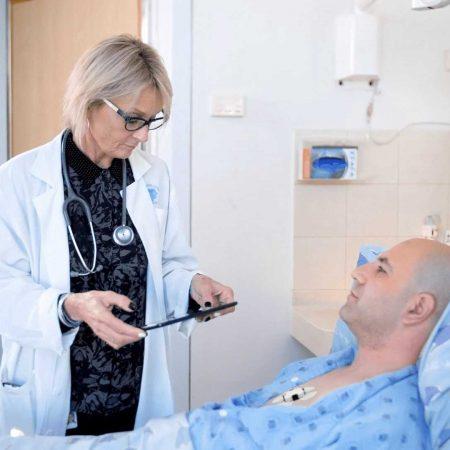 השקעת אימפקט בפלטפורמת Biobeat לניטור רפואי מרחוק של מדדים חיוניים - קרן מנומדין